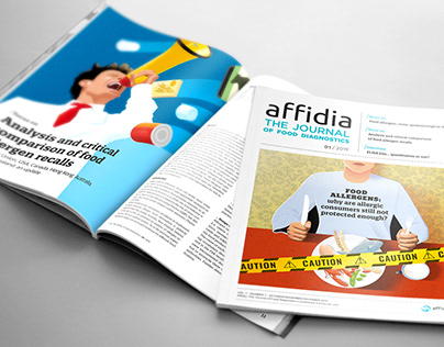 Affidia – The Journal of Food Diagnostic