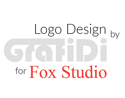 Branding for Fox Creative Studio