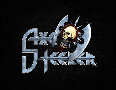 Axe Steeler (Band Logo)