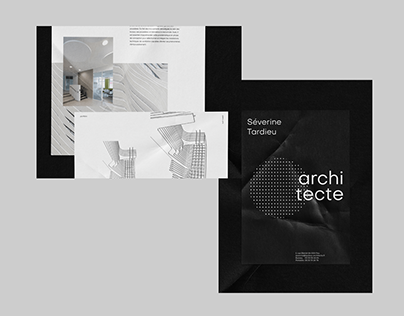 Tardieu Architecte - Branding