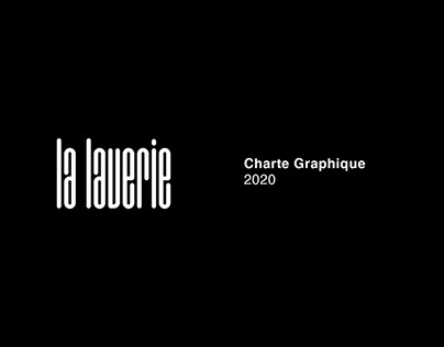 LA LAVERIE 2020 | Visual Identity