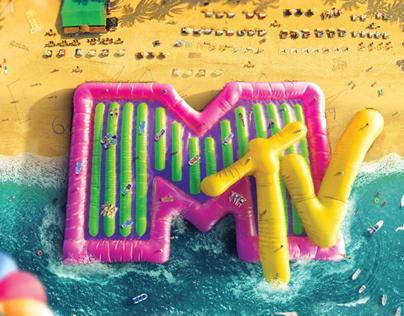 MTV BRAND CAMPAIGN