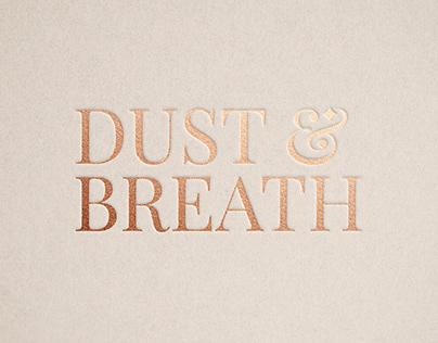Dust & Breath Brand Identity