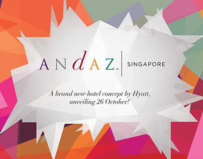 Andaz Singapore Unveiling
