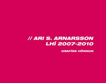 LHÍ Portfolio 2007-2010 Iceland Academy of the Arts