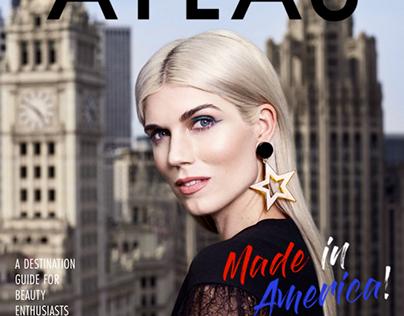 Julianna Zobrist for BeautyAtlas Magazine | Fall 2017