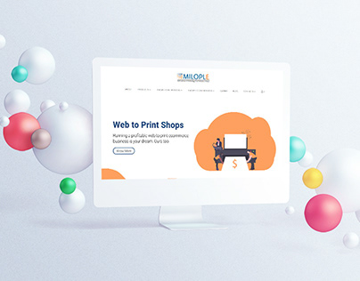 Milople Web to Print - Product Customizer