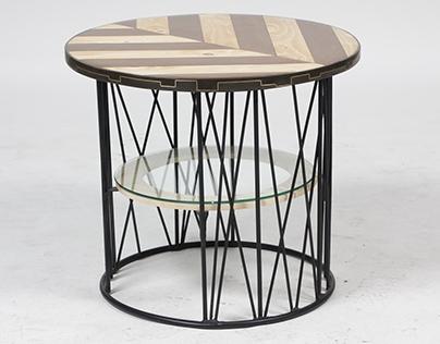 TRINITEA, Malaysian coffee table