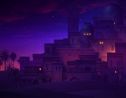 2D Desert Pack [Game Assets]
