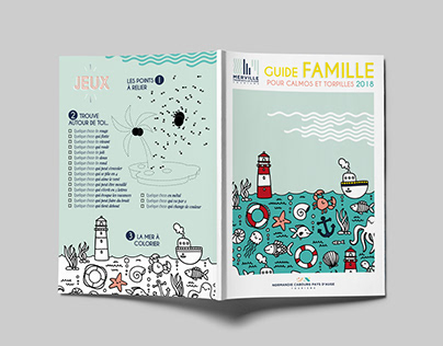 [Edition] Guide Famille 2018 - Office de tourisme