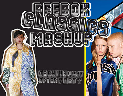 Reebok Apprentice Project -Classics Archive After Party