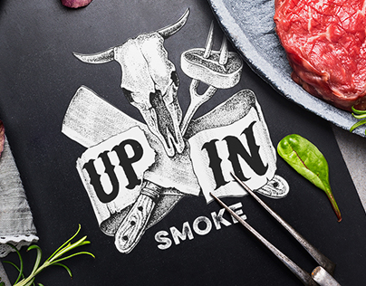 UP in SMOKE Foodtruck