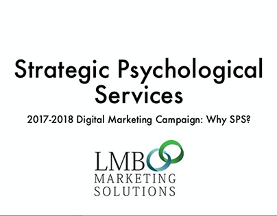 LMB Solutions - SPS Digital Marketing Campaign