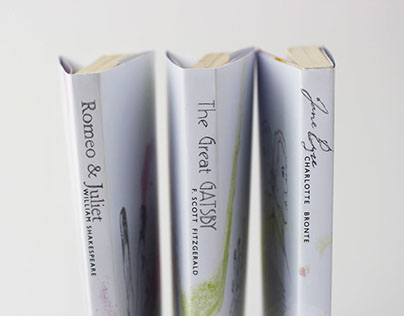 Book Illustration and Design.