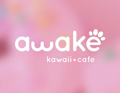 Awake Cafe | Identity Design