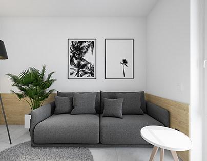 E12 - pokój gościnny