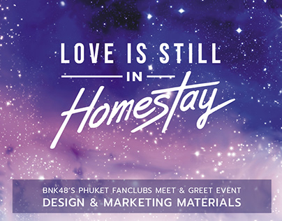 Love is Still in Homestay