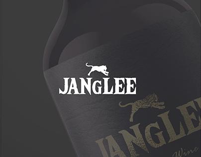 JANGLEE  A brand identity design for a wine brand