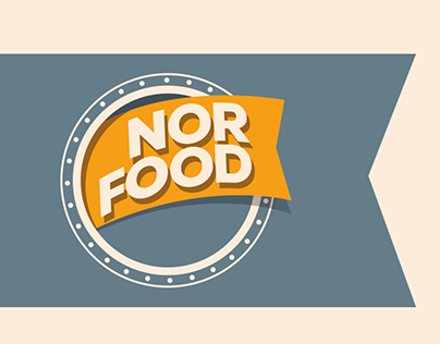 Norfood - Visual Identity and Branding Case