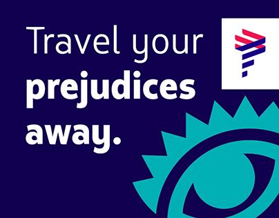 Radio - LATAM, Travel your prejudices away