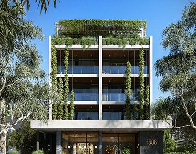 CGI_Au_Apartment