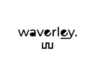waverley. band // BRANDING // 2020