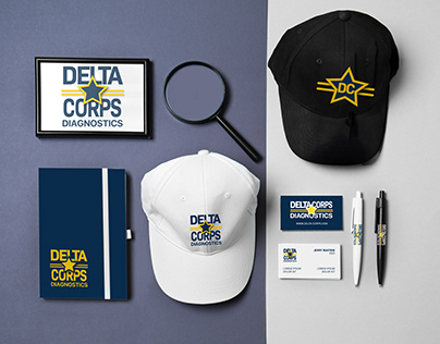 Logo Design for Delta Corp