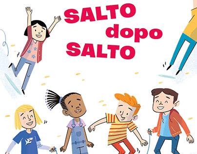 """""""Salto dopo Salto"""" Giunti_Collana Colibrìni"""
