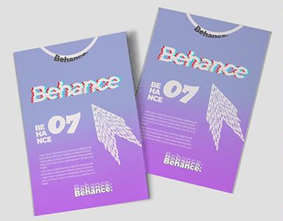 Typography Poster Design Artwork V2