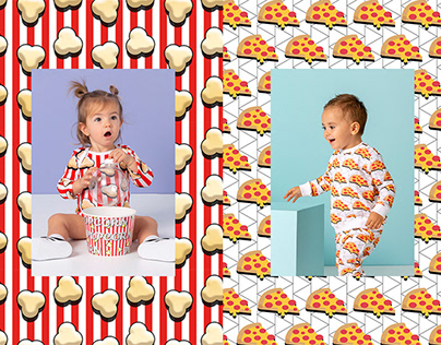Baby Fou / Patterns 2
