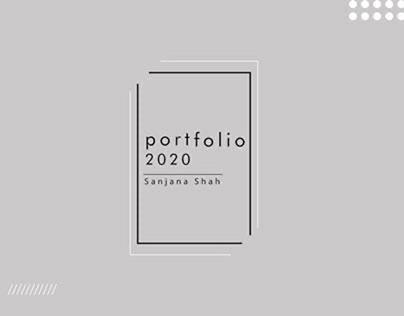 Graphic Design Portfolio- 2020