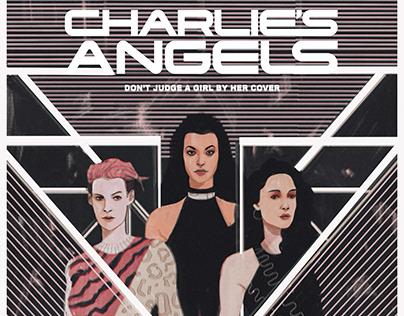 CHARLIE'S ANGELS   Alternative Poster
