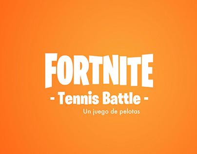 Fortnite. Copa Davis