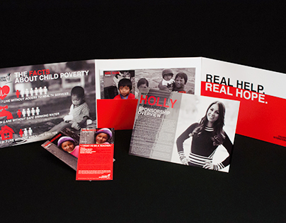 Children International press kit/sponsorship