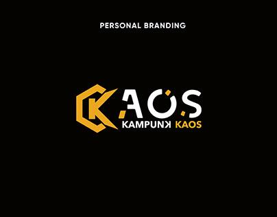 Personal Branding - Kampunk Kaos
