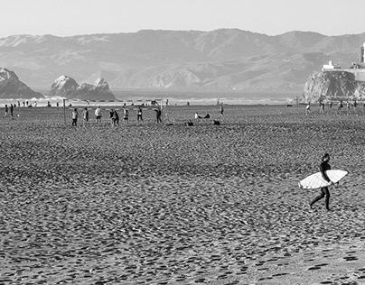 Ocean Beach San Francisco
