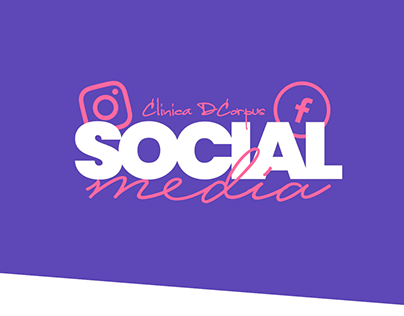 Social Media - Clínica DCorpus