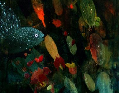 """Fish"" illustration"