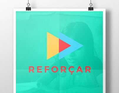 Projeto Reforçar - Identidade Visual