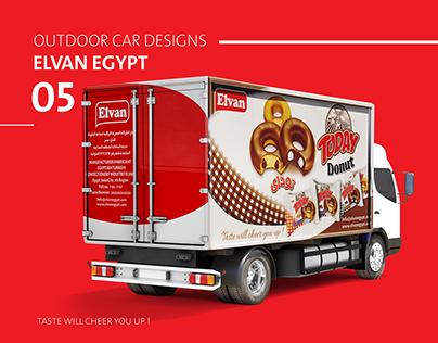 Elvan Egypt Cars, Outdoor Designs - الفان مصر