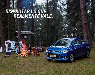 Chevrolet - Disfrutar lo que realmente vale