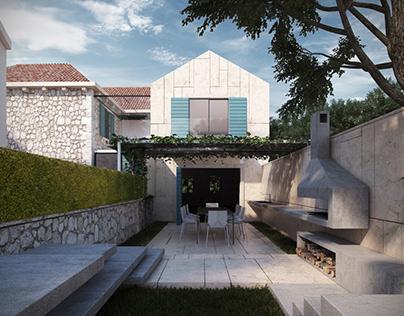 """House in Mala Duba - Croatia"" Project: V3 (London)"