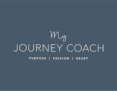My Journey Coach rebrand + website launch