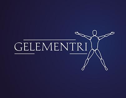 "Design TM ""Gelementrix"" & 3d animation promo"
