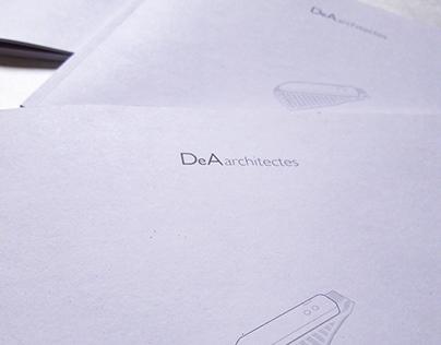 Architecture office brochure