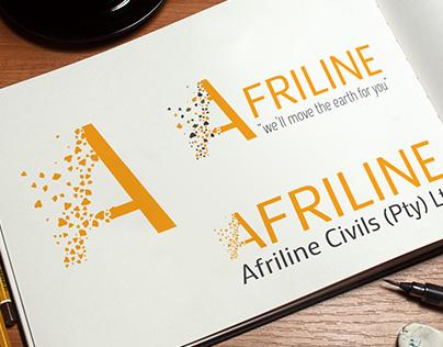 Afriline Civil Logo Design