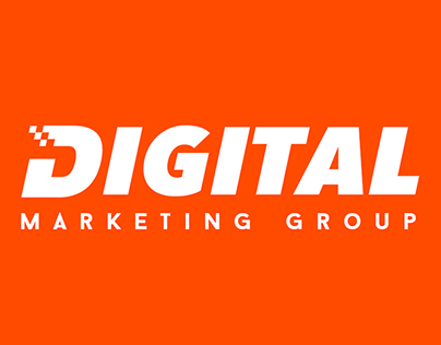 Digital Marketing Group - Rebrand/Redesign