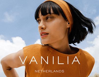 VANILIA | e-commerce redesign