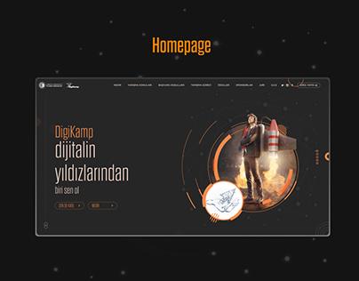 DIGIKAMP WEB DESIGN