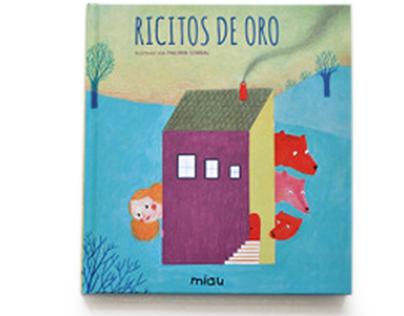 Ricitos de Oro (Children's book)